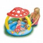 piscina cu acoperis pentru copii