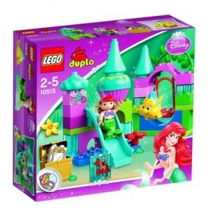Lego duplo fetite Castelul subacvatic al lui Ariel