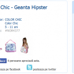 geanta color chic