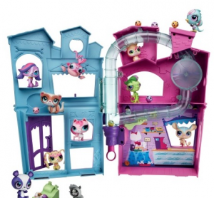 Casuta littlest pet shop