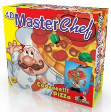 Joc Master Chef 4D de facut pizza