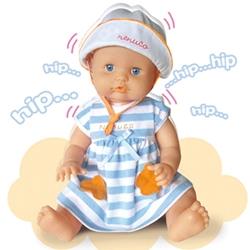 Papusa bebe Nenuco care sughita