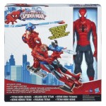 elicopter spiderman