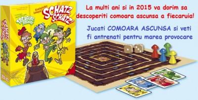 Un joc ca o urare de an nou
