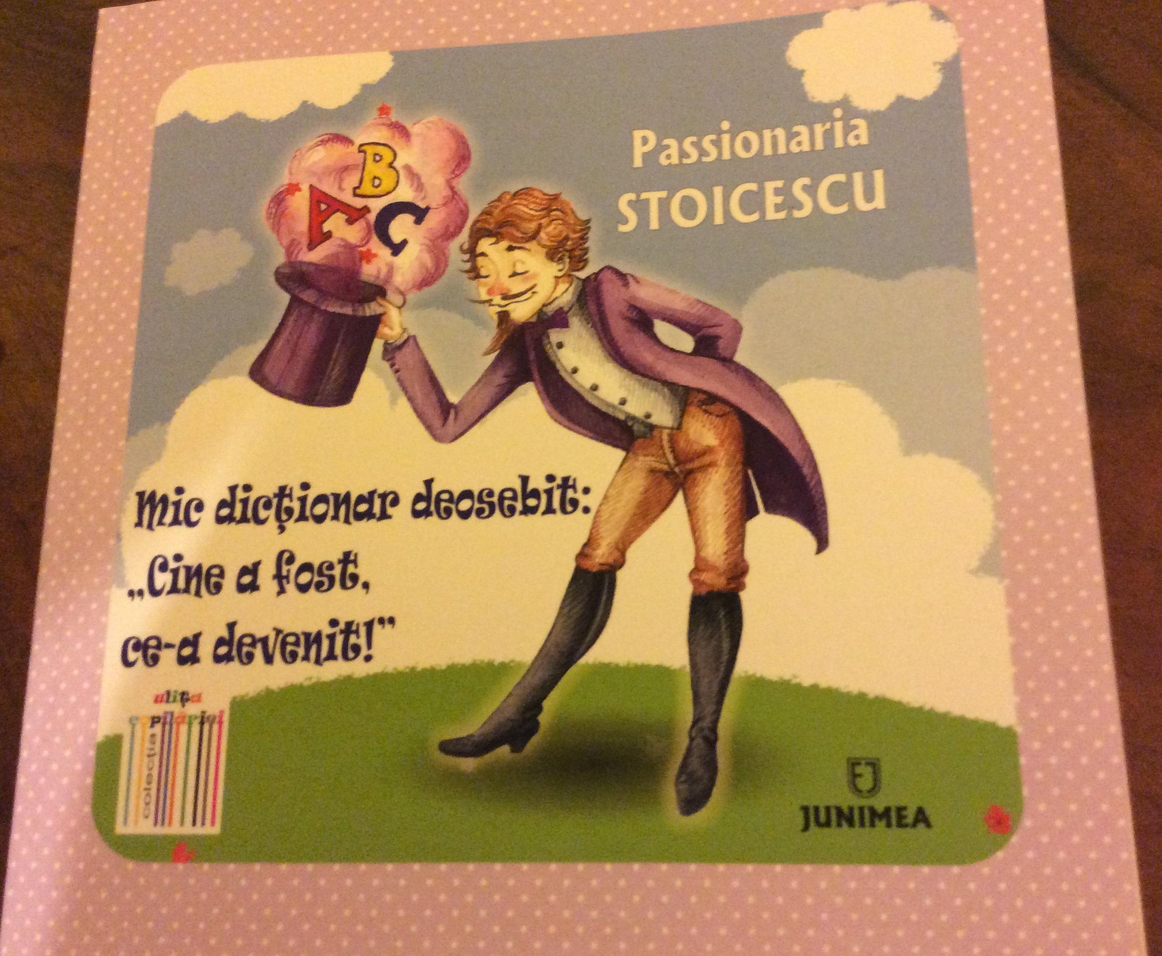 poezii pentru copii passionaria stoicescu