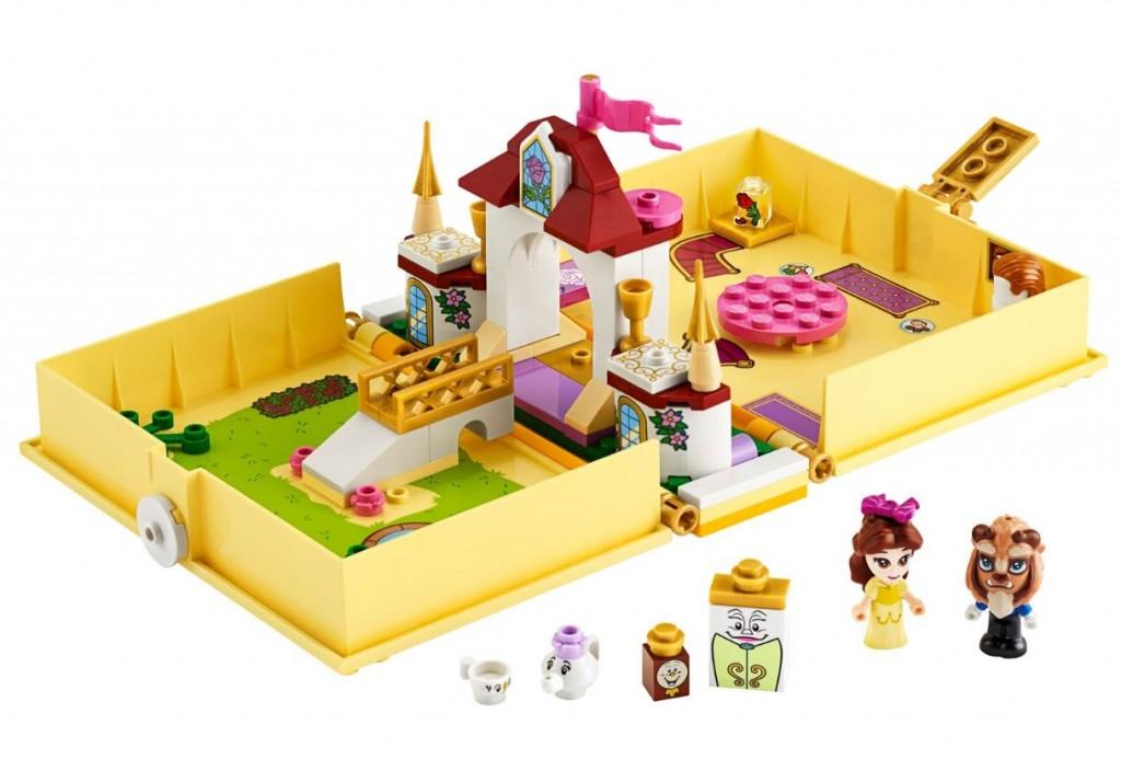 Cartea Lego Frumosa si bestia