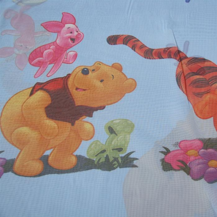 Perdea voal Winnie the Pooh