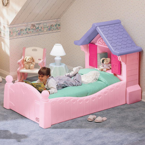 Little Tikes Twin Bed Girl