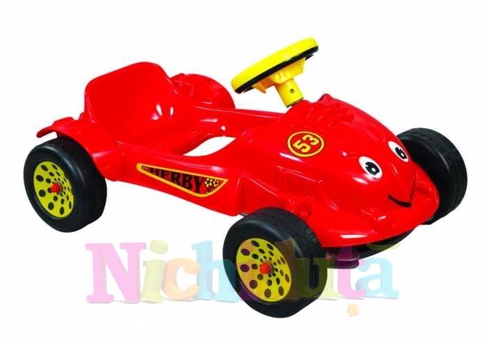 Masina cu pedale Herby
