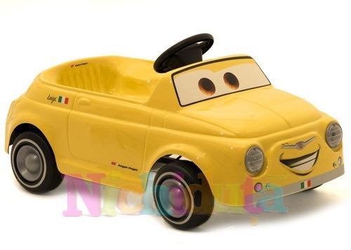 Masinuta cu pedale Fiat 500 Luigi