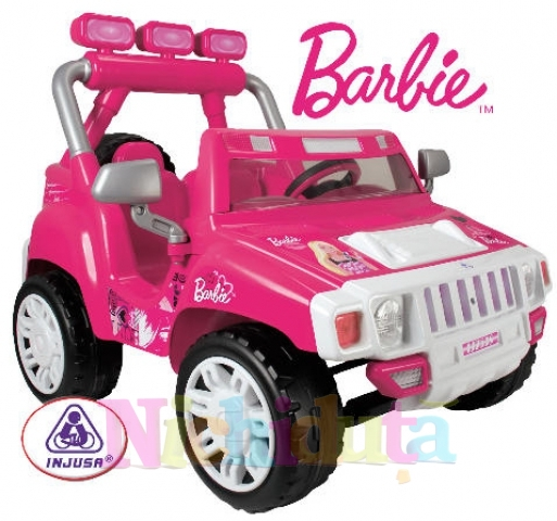 Masinuta Electrica Barbie 12V