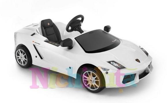 Masinuta electrica Lamborghini Gallardo