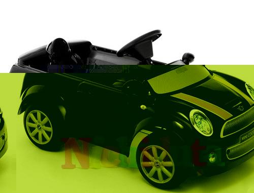 Masinuta electrica Mini Cooper S 6V