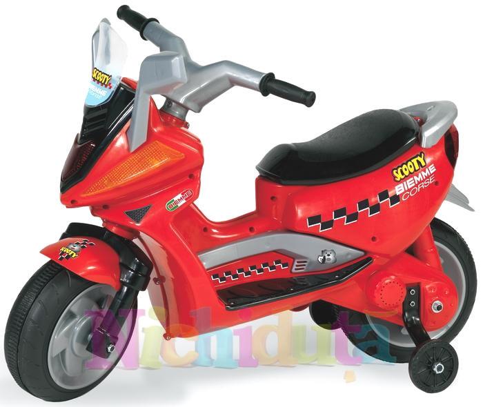 Motocicleta electrica Scooty