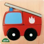 Puzzle-uri din lemn Traffic