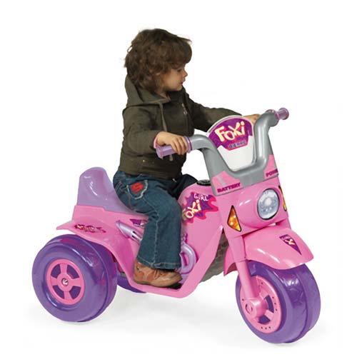 Tricicleta Foxi Girl