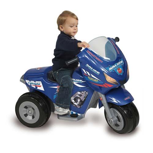 Tricicleta Super GP Police