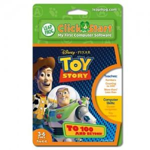 Carte Interactiva ClickStart Toys Story