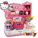 Cofetarie-Hello-Kitty-cu-Accesorii