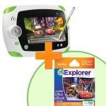 Tableta LeapPad Explorer si Soft Educational Cars 2