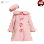 palton roz fetite reducere