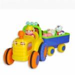 tractor de jucarie ferma