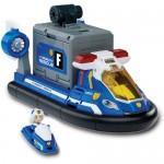 Hovercraft de Politie