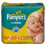 Scutece Pampers New Baby 2 Mini 27 buc