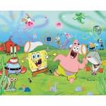 Tapet copii Sponge Bob