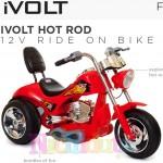 motocicleta electrica harley big