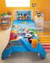 Cuvertura patura pat copii Disney Mickey Play