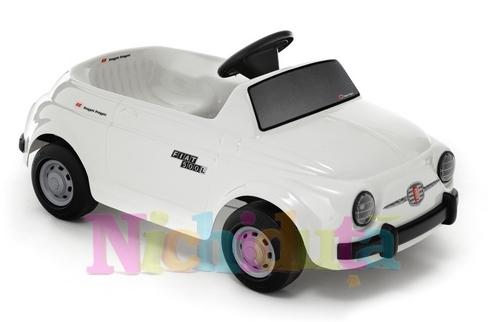 Masinuta cu pedale Fiat 500
