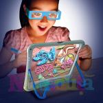 Tabla pentru desene 3D-Color