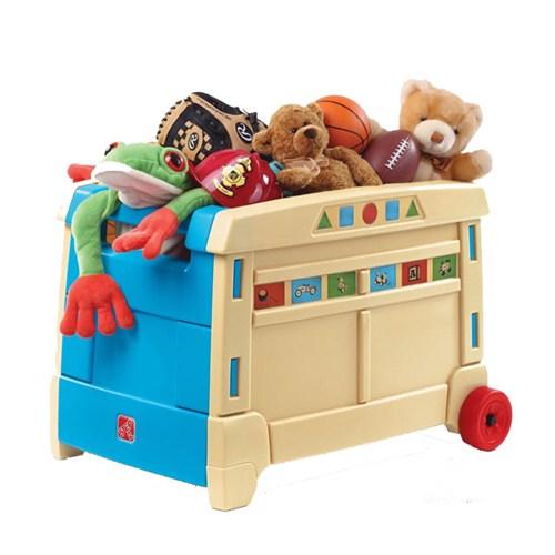 Cutie pentru jucarii Lift & Roll