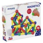 Joc de constructie, magnetic
