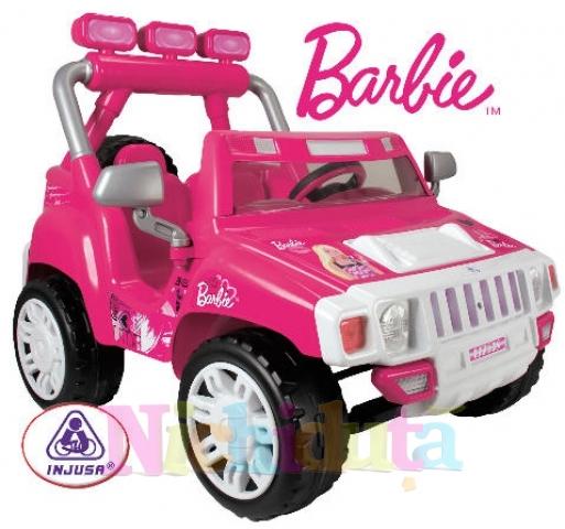 Masinuta Electrica Barbie 12V