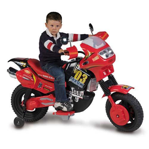 Motocicleta electrica Enduro