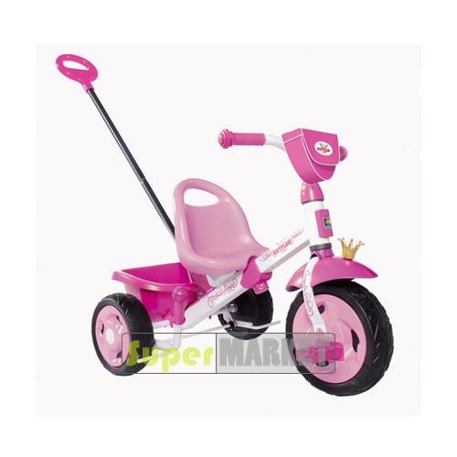 Tricicleta Happy Plus Princess