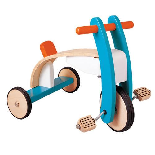 Tricicleta Lemn