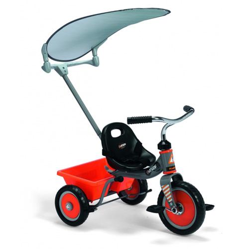 Tricicleta Outside Passenger